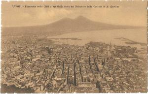 Italy - Napoli Naples Panorama della citta 01.24