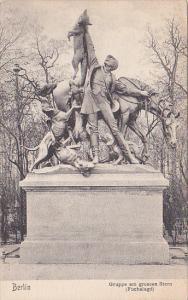 Gruppe Am Grossen Stern (Fuchsjagd), BERLIN, Germany, 1900-1910s