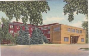 Wyoming Cheyenne Laramie County Memorial Hospital Curteich