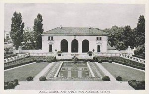 Washington Dc Aztec Garden And Annex Pan American Union Building