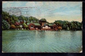 The Lake House,Washington Park,Albany,NY BIN