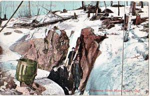 Nipissing Silver Mine, Cobalt Ont