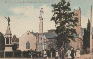 Boer war & zulu War Monuments , PIETERMARITZBURG , South Africa , 00-10s