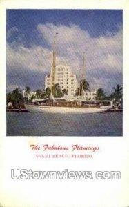 Fabulous Flamingo - Miami Beach, Florida FL