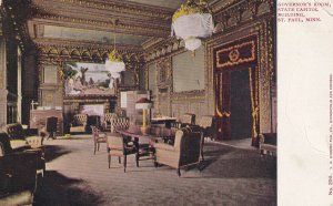 ST. PAUL, Minnesota, PU-1905; Governor's Room, State Capitol Building