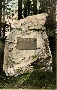 MA - Concord. Grave of Ralph Waldo Emerson