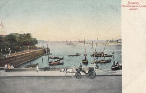 BOMBAY , India , 00-10s ; Harbour from Apollo Bunder