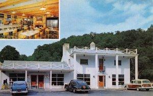 Bill Meyer's Meyer House, Restaurant, Newfoundland, N.J., Postcard, Unused
