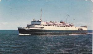 M.V.S.  Abegweit,  Charlottetown,  Prince Edward Island,   Canada,  PU-1958