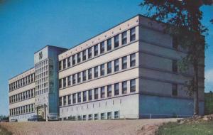 Hopital Ste-Croix , Mont-Laurier , Quebec , Canada , PU-1986