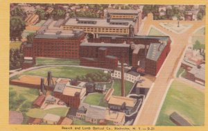 ROCHESTER, Bausch and Lomb Optical Co., New York, 30-40s