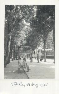 Romania Valcele 19 August 1935