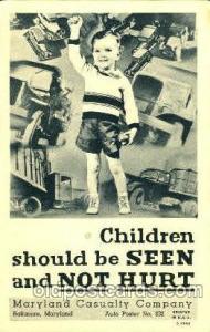 Child, Children Postcard Post Card