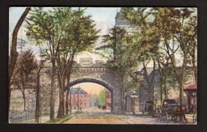 St Louis Gate Quebec City, Quebec 1929 - Used - Some Corner Wear