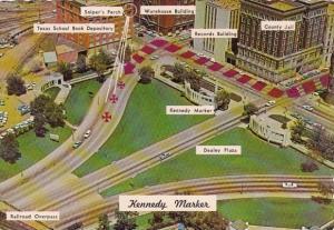 Kennedy Marker Dallas Texas