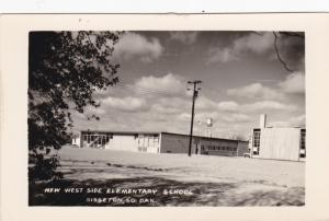 RP, SISSETON, South Dakota, 1920-1940s; New West Side Elementary School