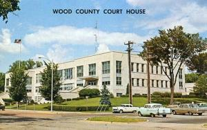WI - Wood County Courthouse