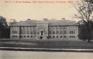 COLUMBUS, Ohio, 1900-10s; School of Mines Building, Ohio State University