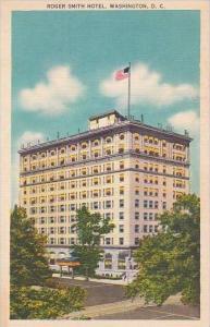 Washington DC Roger Smith Hotel