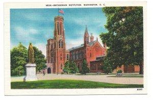 Washington, DC - Smithsonian Institution