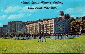New York West Point Dress Parade & MacArthur Cadet Barracks U S Military Academy