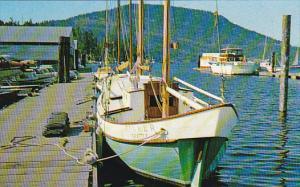 Maple Bay Marina,  Vancouver Island,   B.C., Canada,   40-60s