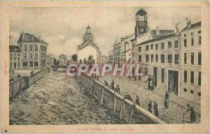 Old Postcard The Old Epinal 5 am