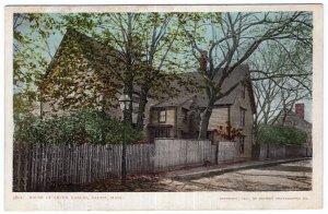 Salem, Mass, House of Seven Gables