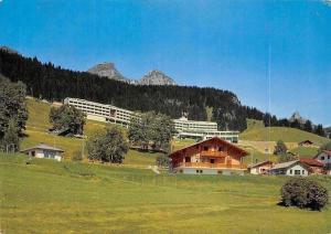 Switzerland Hotel Reine Koningin, Fabiola Leysin Gashtaus Pension Panorama