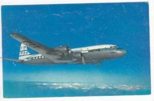 Pan American,Super-6 Clipper Flying Over Clouds,1975