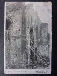 Oxfordshire RUINS OF ABINGDON ABBEY c1908 by Bayliss & Co, Abingdon on Thames