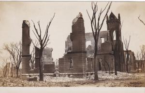 RP, CHELSA , Massachusetts, Fire of April 12, 1908 ; City Hall