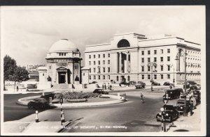 Warwickshire Postcard - Civic Centre and Hall of Memory, Birmingham  DC609
