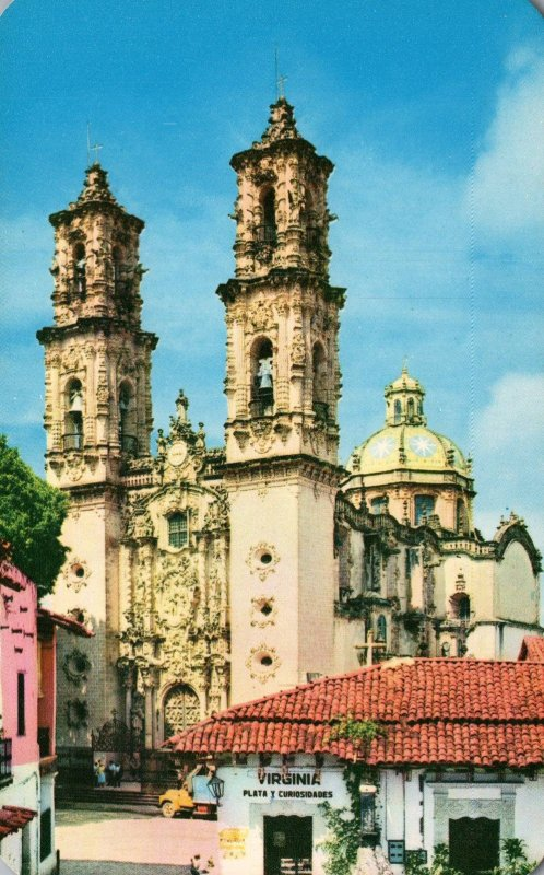 Santa Prisca Church,Taxaco,Mexico