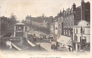 England Mount Pleasant, Tunbridge Wells, animated, carriage, old car