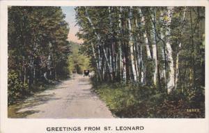 Missouri Greetings From St Leonard