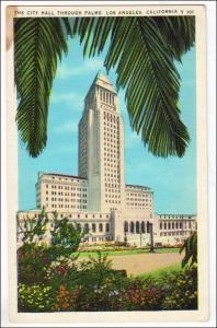 City Hall, Los Angeles CA