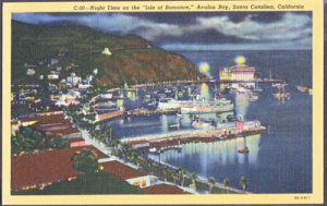 Avalon CA - Isle of Romance, AVALON BAY, 1930s