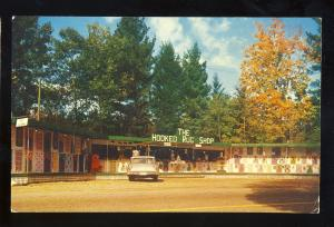 West Thornton, New Hampshire/NH, The Hooked Rug Shop, 1960's?