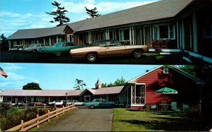 Maine Bar Harbor Highbrook Motel
