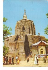 Postal 022389 : Shankara Charya Temple, Kashmir (India)
