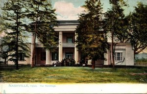 Tennessee Nashville The Hermitage Tucks