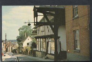 Suffolk Postcard - Bell and Steelyard, Woodbridge   T7197