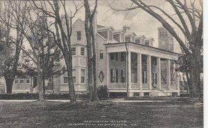HAMPTON INSTITUTE, Virginia , 00-10s; The Mansion House, version 2