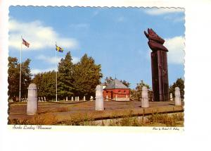 Swedes Landing Monument, Wilmington, Delaware Photo R C Pulling