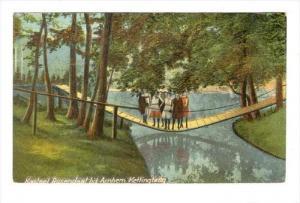 Kasteel Rosendaal bij Arnhem Kettingbrug , Netherlands, PU-1930