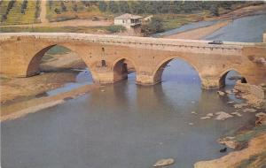 B29282o Kazakh District red Bridge on the Khram Chai River   azerbaijan