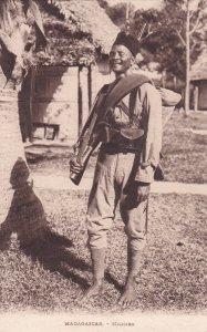 MADAGASCAR, 1900-10s; Milicien