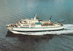 British Columbia Ferry Corporation M V Queen Of Prince Rupert