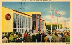 NY - 1939 New York World's Fair. The RCA Building